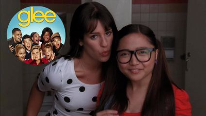 Glee's 'most talented girl in the world' reveals male identity with incredible transformation