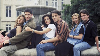 One of the 'Friends' is in talks for a spin-off show