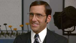 The internet is frothing over new photos of Steve Carell
