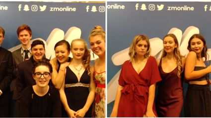 AUCKLAND: ZM Photobooth at Western Springs High School Ball