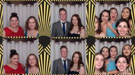 NORTHLAND: ZM Photobooth at Tauraroa Area School Ball