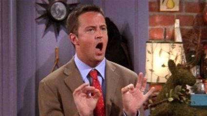 Chandler from Friends is pretty much unrecognisable now