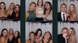 NORTHLAND: ZM Photobooth at Pompallier College Ball