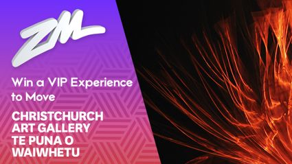 CHRISTCHURCH: Win a VIP Experience to Move