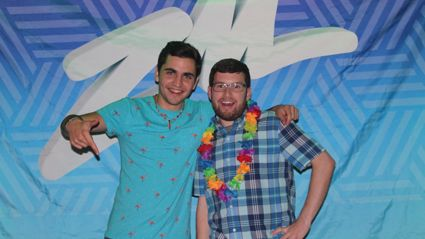 HAMILTON: ZM at The Outback Inn's Tropical Island Party