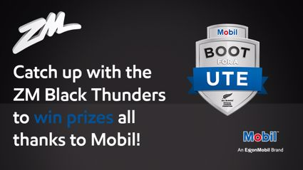 Kick And Win With Mobil