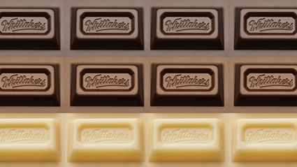 Whittaker's have just released four new gourmet chocolate flavours!
