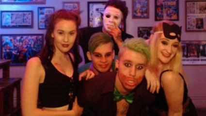 Hamilton: Heroes & Villains Party at Bar 101
