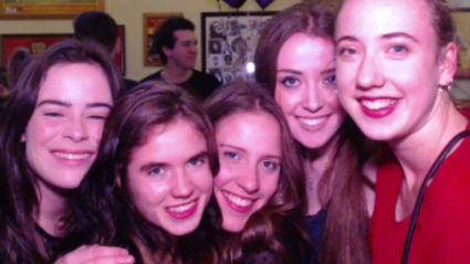 Hamilton: Girl's Night Out party at Bar 101