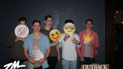 HAMILTON: ZM at The Outback Inn's XL Party - Part One