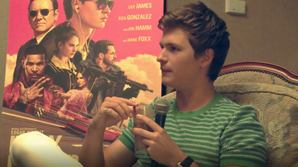 FVM chat to Ansel Elgort over a Milo and Milk