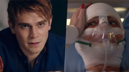The first trailer for season 2 of Riverdale just dropped and holy sh*t it's dark