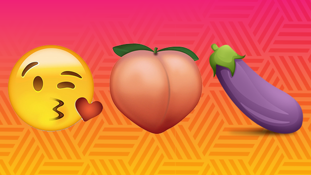 Mean emoji kiss what wink the does Face Throwing