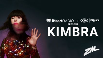 ZM & iHeartRadio Present Kimbra Live In Auckland