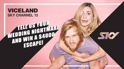 Win a $4,000 Experience with Viceland