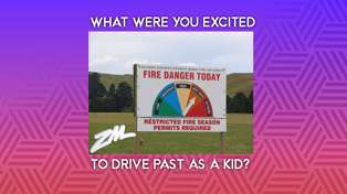 What You Said - What Were You Excited to Drive Past as a Kid?
