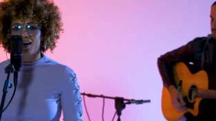 Starley performs 'Call on Me' Live in studio