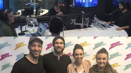 Wanna know what Labour has to offer? Jacinda Ardern joins FVM in studio