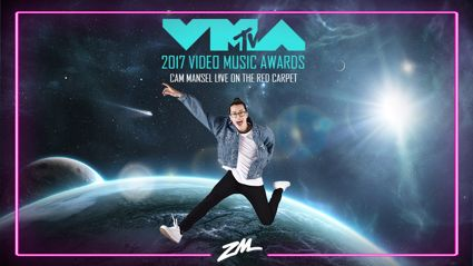 Cam is heading to the MTV VMA's!