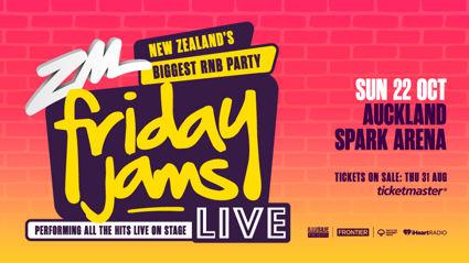 ZM Presents Friday Jams LIVE