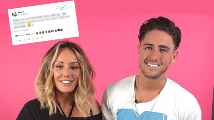 Stephen Bear has brutally ended things with Charlotte Crosby, dumping her via social media!