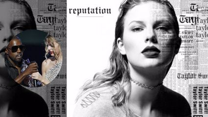 LISTEN: Taylor Swift's new single aggressively calls out Kim and Kanye