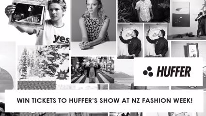 Win a $1,000 Personal Shopping Experience with Huffer