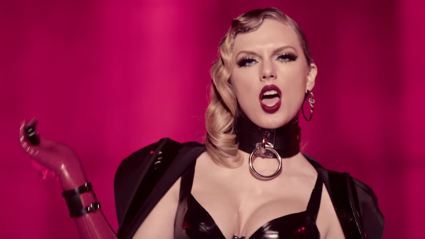 Taylor Swift's video for 'Look What You Made Me Do' pretty much shows her ripping on herself