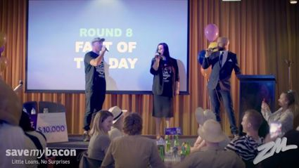 VIDEO: Fact of the Day $10,000 Pub Quiz Tour