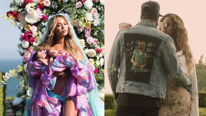 We now know the meaning behind the 'Bey-Z' twin names, Rumi and Sir
