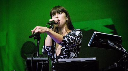 PHOTOS: Kimbra Live in NZ thanks to iHeartRadio and Kia Motors