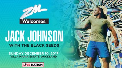 Jack Johnson Live at Villa Maria