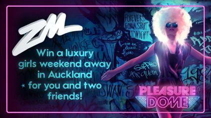 Win a Luxury Girls Weekend in Auckland!