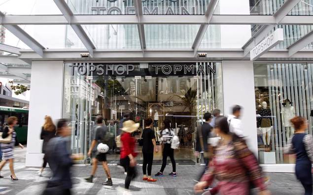 New Zealand's Topshop stores could be closing down!