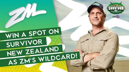 WIN a Spot on Survivor New Zealand as ZM's Wildcard!