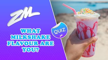QUIZ: What kind of Milkshake are you?