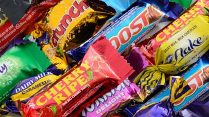 Cadbury has just released a Kiwi version of Favourites