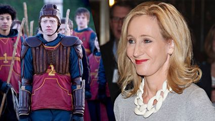 You should never ask JK Rowling this Harry Potter question