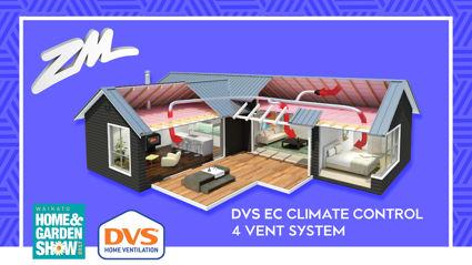 WAIKATO: Win a DVS EC Climate Control 4 Vent System