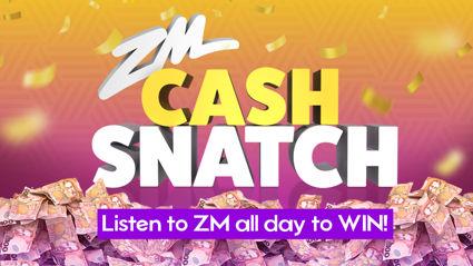 WIN with ZM's CASH SNATCH