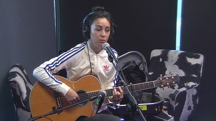 Amy Shark performs 'Adore' acoustically with FVM