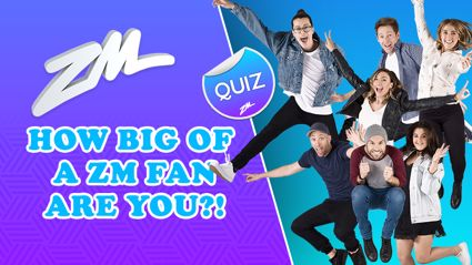How big of a ZM fan are you?