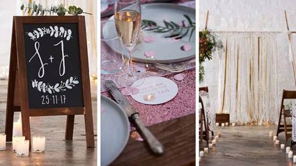 Typo now has a range of wedding décor that is unbelievably cute