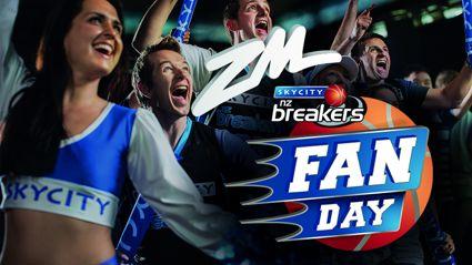 Breakers Fan Day