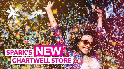 HAMILTON: Spark's New Chartwell Shopping Centre Store