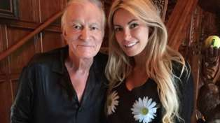 Photo / Instagram @hughhefner