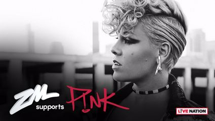 ZM Welcomes P!NK to New Zealand!