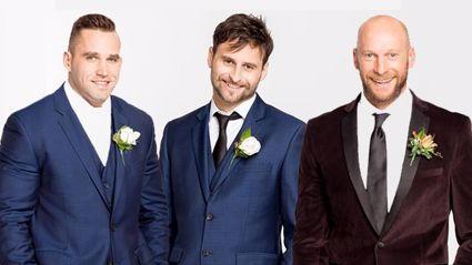 Photos: Three/Married At First Sight NZ