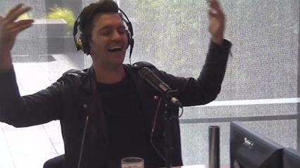 Andy Grammer has a go at interpreting Kiwi slang