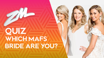 QUIZ: Which Married At First Sight NZ bride are you?
